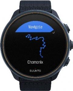 Спортивные часы Suunto 9 G1 Baro Granite Blue Titanium (SS050565000)