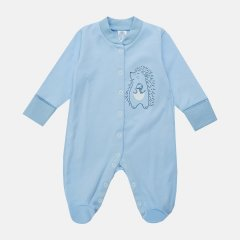 Человечек Baby Veres 101.96 80 см Голубой (2000010011841)