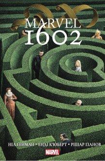 Marvel 1602 - Ніл Ґейман (9786177756117)