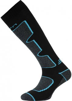Теплые носки Cairn SPIRIT TECH 35/38 Black Azure (0.90325.6202)