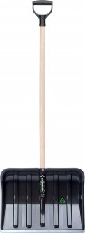 Лопата для уборки снега Prosperplast 47 ECO 47х126 см (5905197141770)