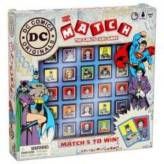 Настольная игра Winning Moves Top Trumps Match DC Comics (5036905001748)