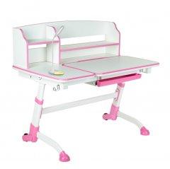 Стол-трансформер FunDesk Amare II Pink