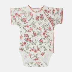 Боди-футболка Minikin Sweet Baby 210303 62 см Цветы (2020342001013)