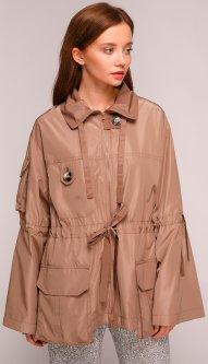 Куртка ANNA YAKOVENKO 2829 XS Бежевая (ROZ6206116660)