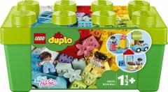 Конструктор LEGO DUPLO Classic Коробка с кубиками 65 деталей (10913)