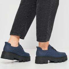 Туфли Ashoes 3613СМ00 39 25 см Синие