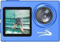 Видеокамера Aspiring Repeat 3 Ultra HD 4K Dual Screen (REF210101)
