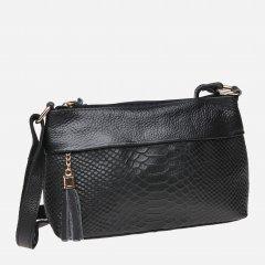 Женская кожаная сумка Laras K101181 Черная (ROZ6206113710)
