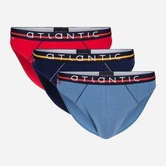 Трусы-слипы Atlantic 3MP-083 XXL CZE/GRA/DEN (5903351334983)