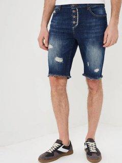 Шорты джинсовые Desigual 18SMDD06-5053 32 (8434486411326)