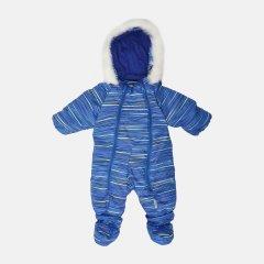Зимний комбинезон-трансформер Garden Baby 101019-63/33/46 68 см Синий (4821010193355)