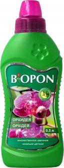 Удобрение жидкое BIOPON для орхидей 0.5 л (5904517062535)