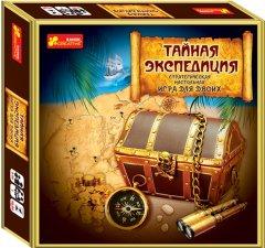 Настольная игра Ranok-Creative Тайная экспедиция (345723) (4823076145132)