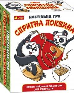 Настольная игра Ranok-Creative Ловкая лапша (373552) (4823076147044)