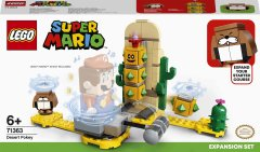 Конструктор LEGO Super Mario Поки из пустыни дополнительный набор 180 деталей (71363)