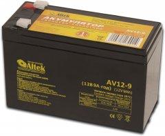 Аккумуляторная батарея Altek ABT-9Аh/12V AGM 12V 9Ah (2114216)
