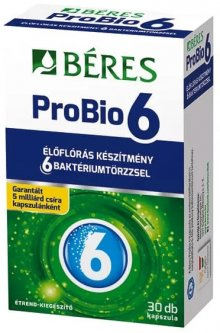 Пробиотик Береш Фарма ПроБиоб №30 (5997207711424)