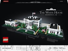 Конструктор LEGO Architecture Белый дом 1483 детали (21054)