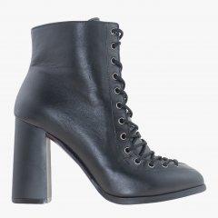 Ботильоны Top Shoes Rt8-133 37 23.5 см Черные (2000029612831)