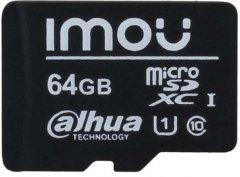 Карта памяти Dahua MicroSDXC 64GB Class 10 U1 (ST2-64-S1)