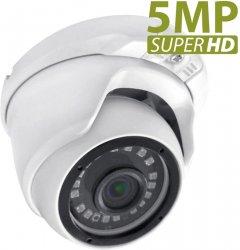 AHD видеокамера Partizan CDM-233H-IR SuperHD 1.0 Metal