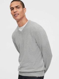Пуловер GAP 4514560 M Серый (1159753228)