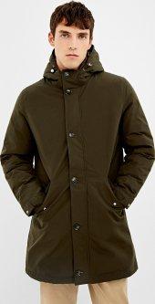 Куртка Springfield 956341-25 S Зеленая (8433299791663)