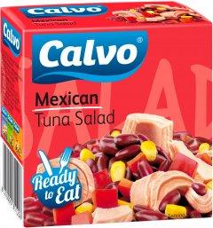 Салат с тунцом Calvo Mexicana 150 г (8410090851208)