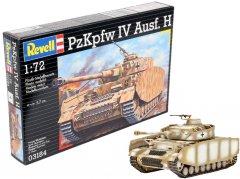 Сборная модель Revell Танк T-IV. Масштаб 1:72 (RVL-03184) (4009803031842)