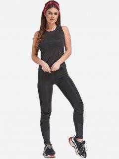 Спортивный костюм ISSA PLUS 1610 S Черный с серым (issa2000223828236)