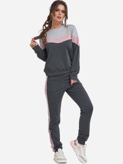 Спортивный костюм ISSA PLUS 11461 S Темно-серый (issa2000257925758)