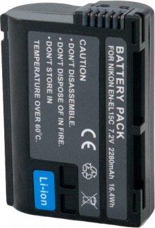 Аккумулятор ExtraDigital для Nikon EN-EL15C (BDN2705)