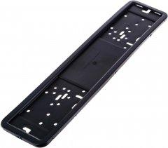 Рамка номера Штурмовик нержавеющая сталь (РНШ-19070)