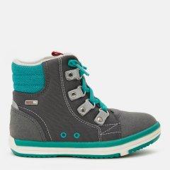 Демисезонные ботинки Reima 569343-939B 35 Серо-зеленые (6416134763195)