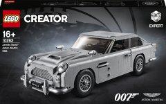 Конструктор LEGO Creator Expert James Bond Aston Martin DB5 1295 деталей (10262)
