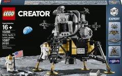 Конструктор LEGO Creator Expert Лунный модуль корабля «Апполон 11» НАСА 1087 деталей (10266)