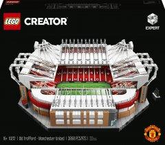Конструктор LEGO Creator Expert Old Trafford - стадион «Манчестер Юнайтед» 3898 деталей (10272)