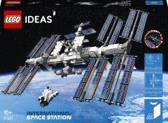 Конструктор LEGO Ideas Международная Космическая Станция 864 деталей (21321)