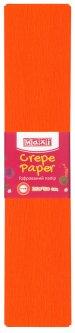 Набор гофрированной бумаги Maxi 100% 50 х 250 см 10 шт Оранжевой (MX61616-06)