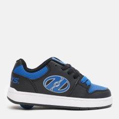 Роликовые кроссовки Heelys Cement 1-Wheel HES10194 31 18 см Black/Royal/Silver (889642989238)