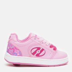 Роликовые кроссовки Heelys Asphalt 1-Wheel HES10197 31 18 см Pink/Hearts (889642989504)