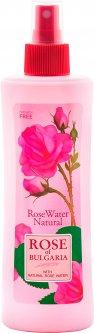 Натуральная розовая вода BioFresh Rose of Bulgaria 230 мл (3800200964341)