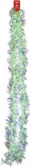 Гирлянда Angel Gifts d 90 мм 2 м Разноцветный (Я17522_AG91288_3)