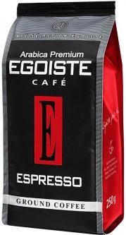 Кофе молотый Egoiste Espresso 250 г (4260283250172)