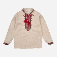 Вышиванка Мальвы 0227 140 см Серая (ROZ6400140052)