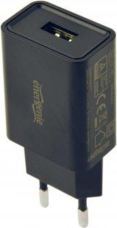 Сетевое зарядное устройство EnerGenie EG-UCSET-C-MX Black