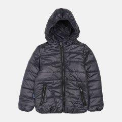 Демисезонная куртка Одягайко 22750 152 см Темно синяя (ROZ6400141929)