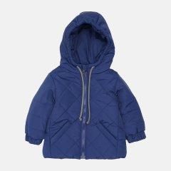 Демисезонная куртка Одягайко 22676 74 см Синяя (ROZ6400141985)