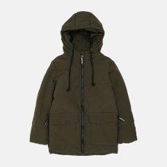 Демисезонная куртка Одягайко 22487 140 см Хаки (ROZ6400141827)